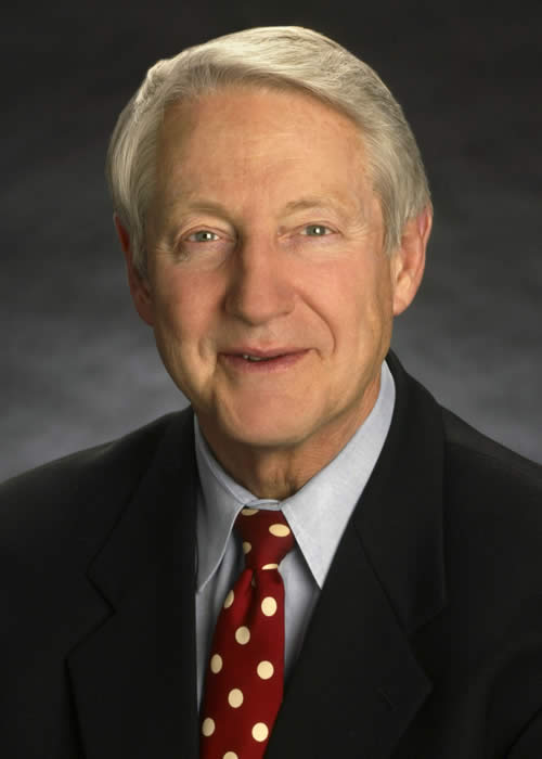 The Honorable Hank Brown – 2016 Legacy Award Recipient