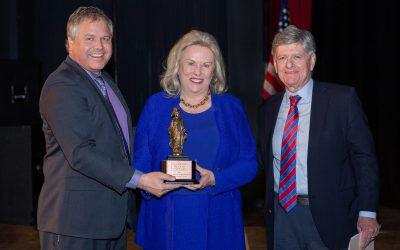 Daniels Fund—2019 Champion of Freedom Award Recipient